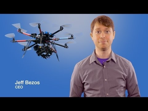Amazon CEO Apologizes for Drones (Amazon Prime Air)