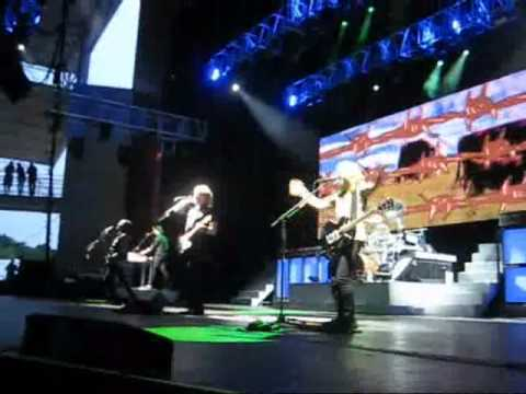 Styx and Yes July 7th 2011 CMAC