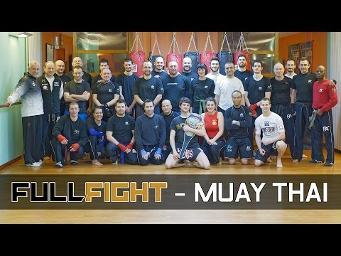 STAGE FULL FIGHT - MUAY THAI