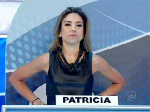 Programa Silvio Santos com Helen Ganzarolli e MI55