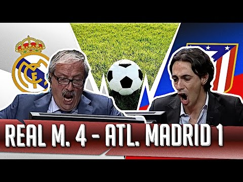 DS 7Gold - (REAL MADRID ATLETICO MADRID 4-1)