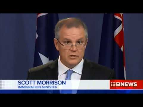 Abbott of Morrison 'You don't want a wimp running border protection'