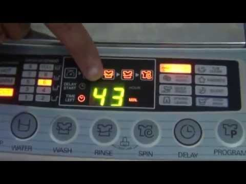 Guidance for LG Automatic Washing Machine (Hindi) (1080p HD)