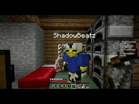 CrewCraft Livestream #2 - Rabbits and Pigmen! (Minecraft)