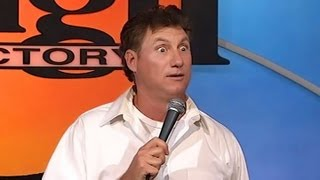 Laugh Factory: John Caponera: Thanksgiving (Stand up Comedy)