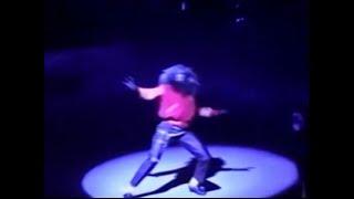 Michael Jackson Live In Maryland  Bad Tour 1988  Amateur Footage