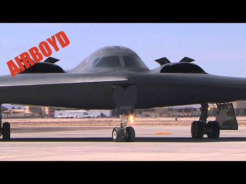 B-2 Stealth Bomber - Red Flag (2012)