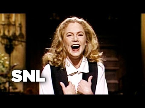 Kathleen Turner Monologue: Normal Voice - Saturday Night Live