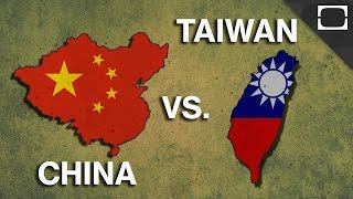 Why China And Taiwan Hate Each Other