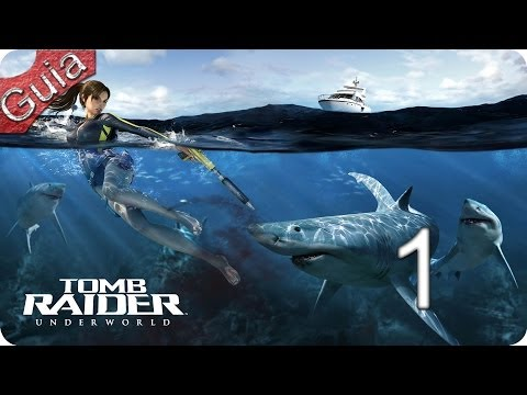Tomb Raider Underworld Walkthrough parte 1 Español
