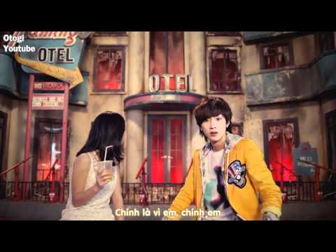 [Vietsub] B1A4 - Beautiful Target MV