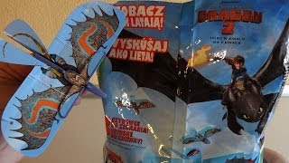 2014 Nestle Poland How To Train Your Dragon 2 Movie Toys
