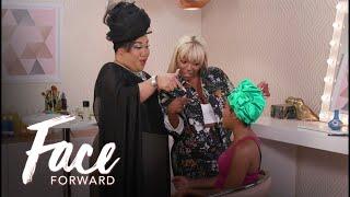 "Cardi B's ""Shmoney"" Style Influences Tristina on Face Forward | Face Forward | E! News"