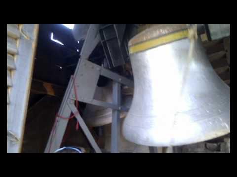 Hniezdne- Zvonenie Malý zvon, Stredný zvon a zvon Bartolomej