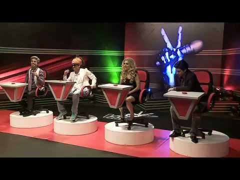 SNL:  The Voz Brasil - Daniel dá tiro em candidato 'ruim'