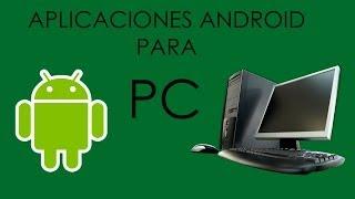 """Descargar Juegos De Android """"Para PC"""""""