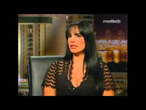 Jaime y Silvia entrevistan a la actriz Scarlet Ortiz.