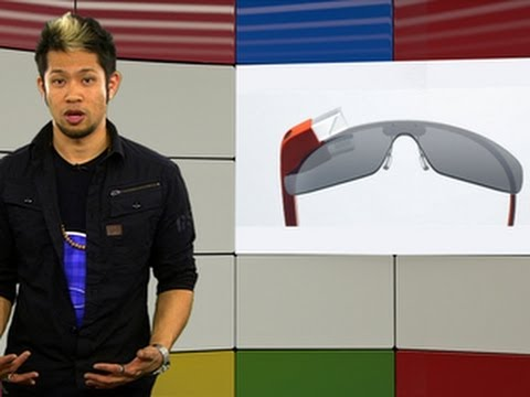 Googlicious - Google Glass gets a new look