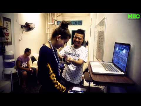 Ca sĩ Hồ Ngọc Hà tập DJ | Ho Ngoc Ha Singer learn DJing