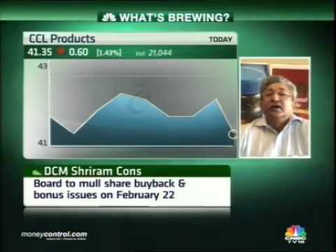 FY14 will be best year for us: CCL Products