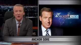 Bill Maher: New Rule, The News is Broken