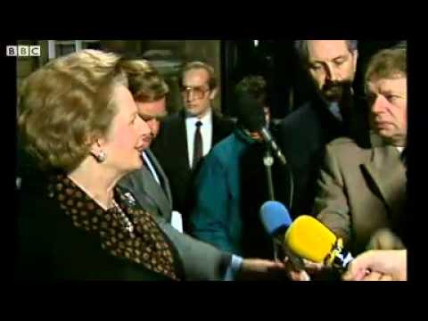 Newsnight:  What Brought About Margaret Thatcher's Downfall
