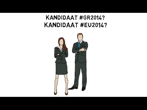 Gemeenteraadsverkiezingen #GR2014 en Politiek24x7 nl