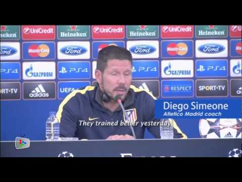 We'd jump off the bridge for Simeone, says Tiago