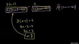 Težje enačbe 7