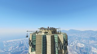 EXTREME ROOFTOP DERBY (GTA 5 Funny Moments) - Duration: 10:01.