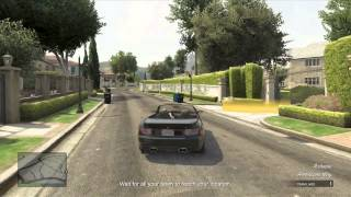 GTA 5 ONLINE LIVE: Rich Men In Richman