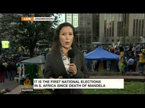 ANC wins fifth successive S African election