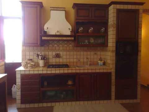 Cucina in muratura youtube - Immagini cucina in muratura ...