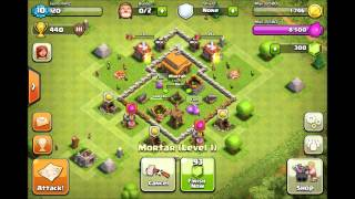 Best Clash Of Clans Defense Town Hall 3 + Epic Low Level