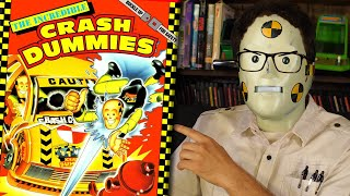 The Incredible Crash Dummies (nes) - Angry Video Game Nerd (avgn)