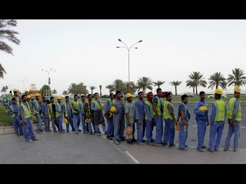 Enslaved Migrant Workers Dying In Shocking Numbers In Qatar