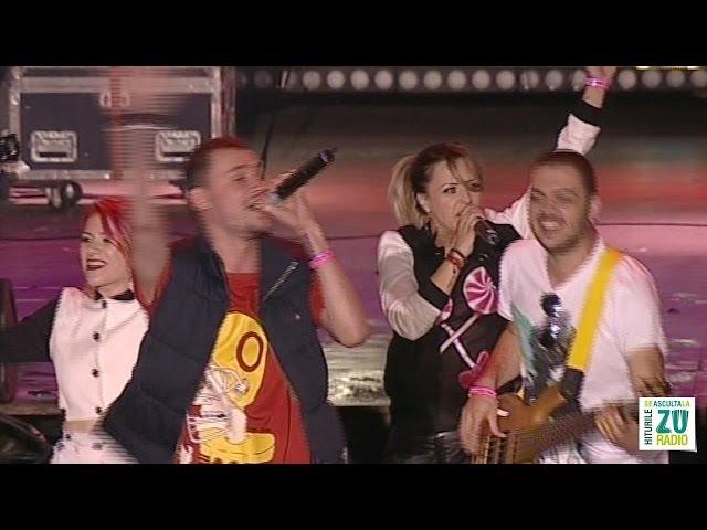 Red Blonde ft. Krem - BLL (Live la Forza ZU 2014)