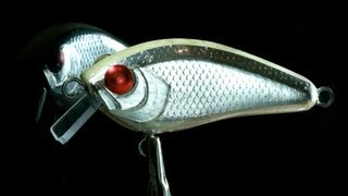 How To Make A Fishing Lure, Balsa Crankbait Part 2