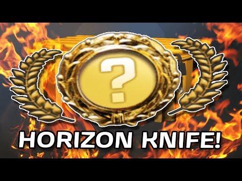 Horizon Knife Unboxing! - CS:GO Case Opening   Items4Sacred [GER]