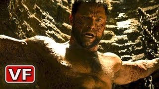 Wolverine Bande Annonce VF (2013)