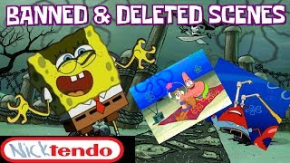 Top 10 SpongeBob Banned & Deleted Scenes