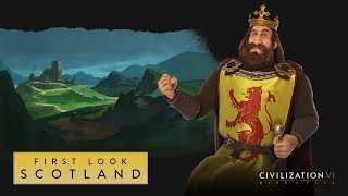Sid Meier's Civilization VI - Rise and Fall: Scotland