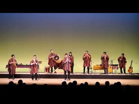 20130127 10 Diablos en Marchas(悪魔の行進)ボリビア小町at 北文化小劇場