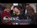 Madonna Defends Blowing Up the White House Comment
