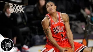 Top 3 most explosive point guard dunkers in NBA history | The Jump