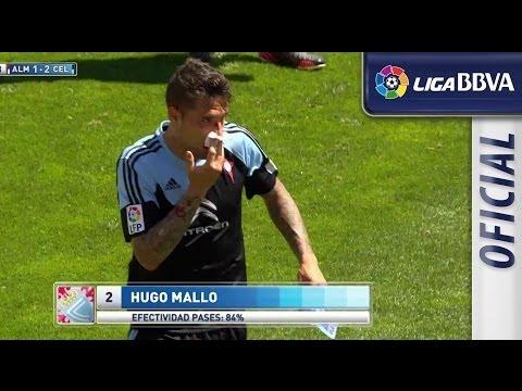 Clash between Rodri and Mallo