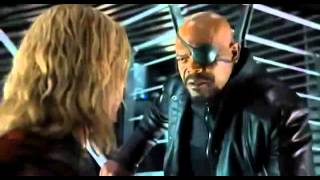 Os Vingadores Trailer Dublado 3D