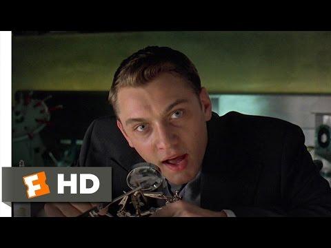 Gattaca (4/8) Movie CLIP - You Are Jerome Morrow (1997) HD