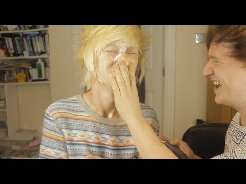 My Boyfriend Does My Makeup Tag | VeeOneEye & LukeIsNotSexy