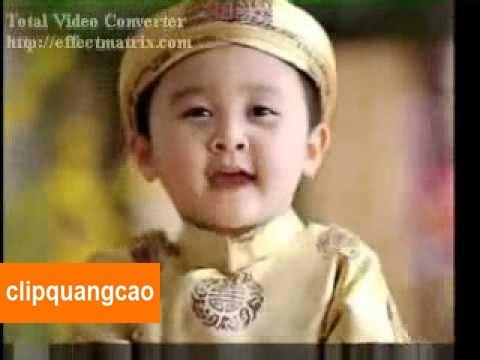Quảng cáo Knorr chúc tết hay nhất cho bé